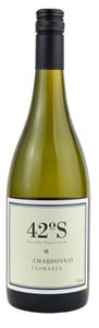 42 Degrees South Chardonnay 2018 (12 x 7