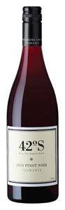 42 Degrees South Pinot Noir 2018 (12 x 7