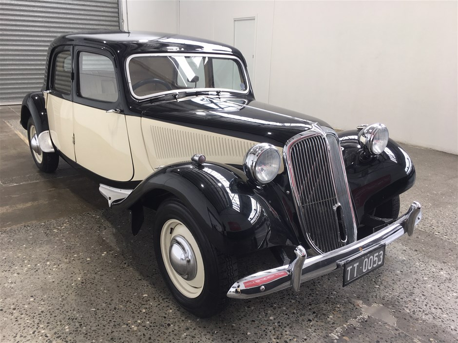 STALE PETROL REDUCE THE RISK OF THIS FORMING IN YOUR CITROEN TRACTION AVANT