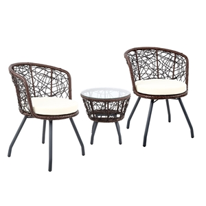 Gardeon Outdoor Patio Chair and Table -