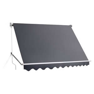 Instahut Retractable Fixed Pivot Awning