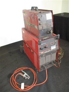 Lincoln Electric Mig Welder >> Lincoln Electric Mig Welder With Wire Feeder