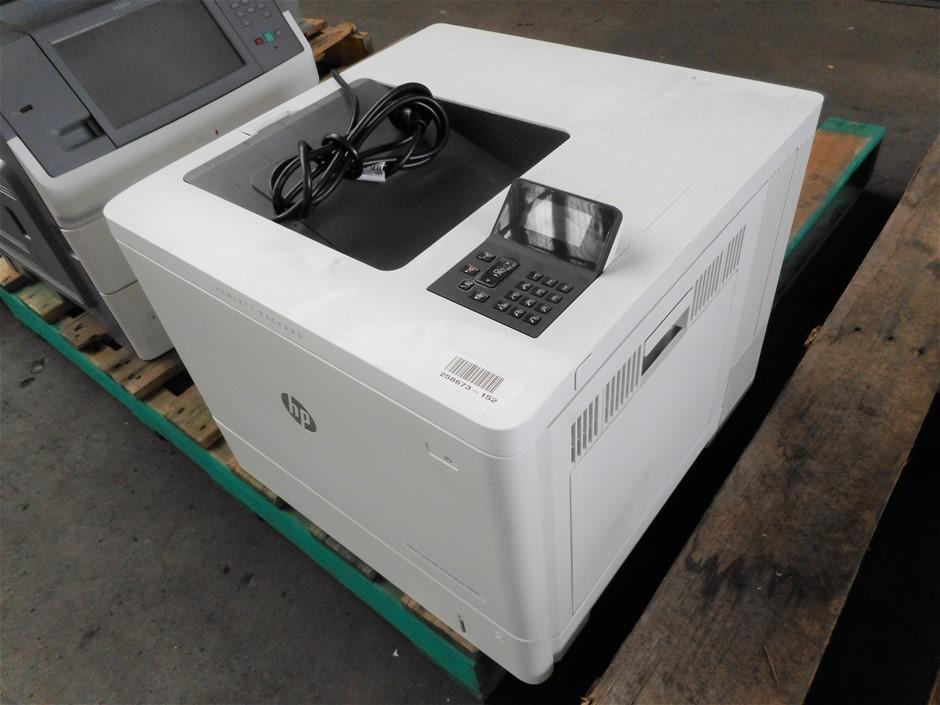 Hp Colour LaserJet Enterprise M553 Colour LaserJet Printer