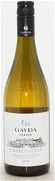 Gayda Pays D`Oc Chardonnay 2016 (6 x 750mL), France