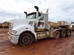 2012 Mack Titan 6x4 Prime Mover Truck