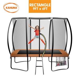 Kahuna Trampoline 6 ft x 9 ft Rectangula