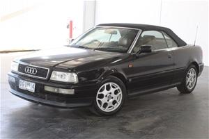 1996 Audi A2 26 Automatic Convertible Auction 0001 3437616 Graysonline Australia