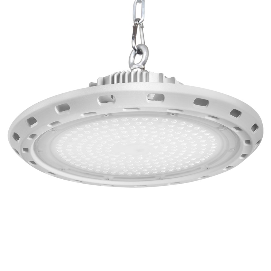 Leier 150W UFO LED High Bay Light Lamp Warehouse Gym Industrial White
