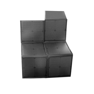 12V 120W Flexible Folding Solar Panel Bl