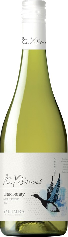 Yalumba `Y Series` Chardonnay 2018 (12 x 750mL), SA.