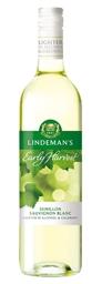 Lindeman's `Early Harvest` Semillon Sauvignon Blanc 2018 (6 x 750mL).