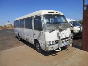 1999 Toyota Coaster 18 Seater Bus (Port