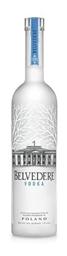 Belvedere `Pure` Vodka (6 x 1.75L), Poland.