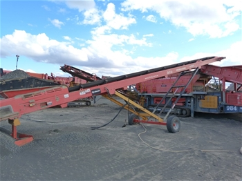 2012 Anaconda Stock Piler