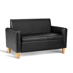Artiss Kids PU Leather Double Armchair -