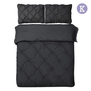 Giselle Bedding King Size Quilt Cover Se