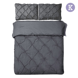 Giselle Bedding King Size Quilt Cover Se