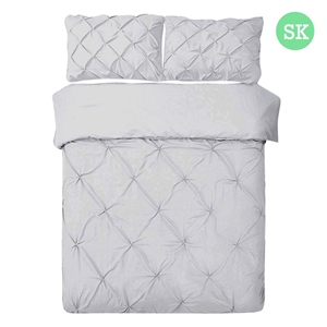 Giselle Bedding Super King Size Quilt Co