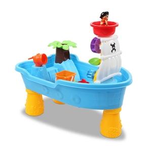 Keezi 20 Piece Kids Pirate Toy Set - Blu