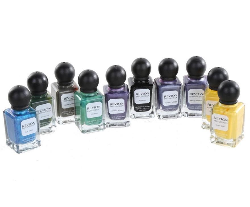 10 X Revlon Scented Nail Polish 11 7ml Assorted Colours Buyers Note Dis Auction Graysonline Australia