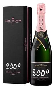 Moët & Chandon Grand Vintage Rosé 2009 (