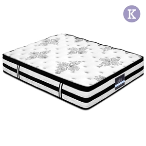 Giselle Bedding King Size 34cm Thick Foa