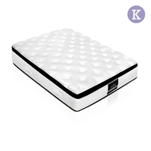 Giselle Bedding King Size 28cm Thick Foa