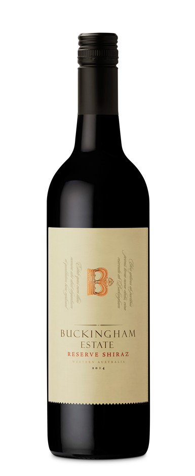 Buckingham Estate Reserve Shiraz 2014 (6 x 750mL) WA