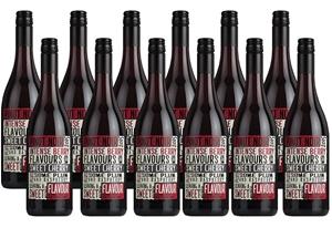 Intense Berry Pinot Noir 2015 (12 x 750m