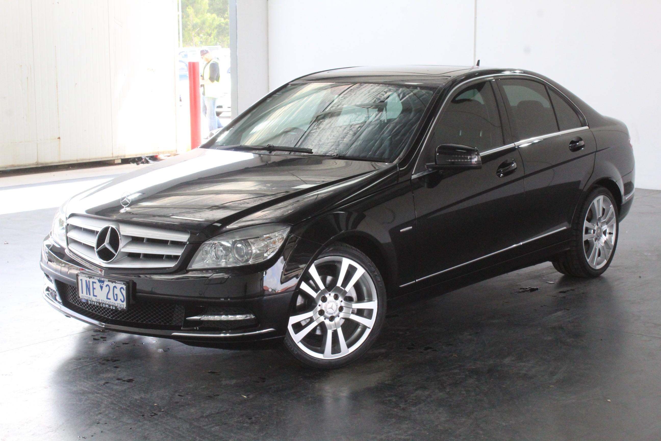 2010 Mercedes Benz C300 Avantgarde W204 Automatic Sedan