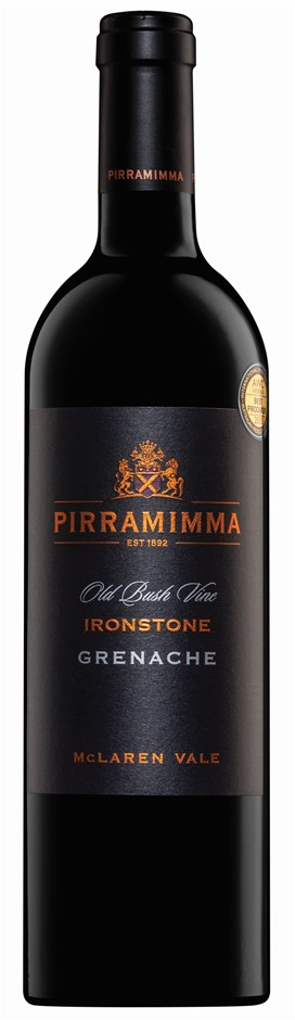 Pirramimma Ironstone Old Bush Vine Grenache 2016 (6 x 750mL) McLaren Vale