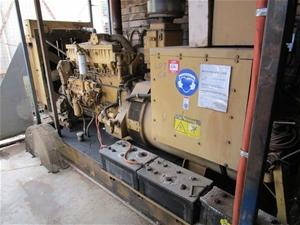 Caterpillar 350 KVA Generator with 6 Cylinder Cat Diesel Engine ... e75b166c2a7