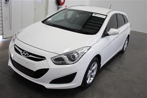 2014 Hyundai i40 Active VF Automatic Wag