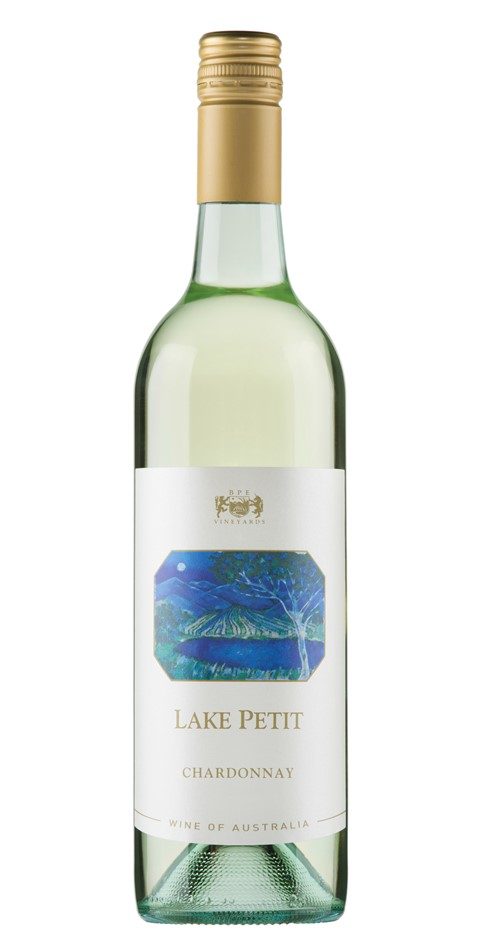 Blue Pyrenees Lake Petit Chardonnay 2017 (6 x 750mL) Pyrenees, VIC