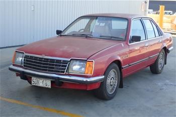 1979 Holden VB V8 SLE Euro pack commodore RWD Automatic Sedan