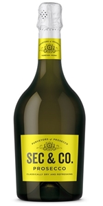 Sec & Co Prosecco NV (6 x 750mL), King V
