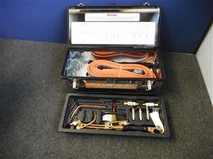 Uniflame Oxygen LPG Gas Cutting & Brazin