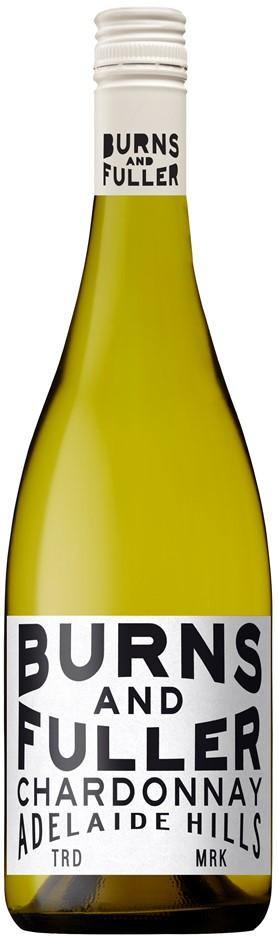 Burns & Fuller Chardonnay 2018 (12 x 750mL), Adelaide Hills, SA.