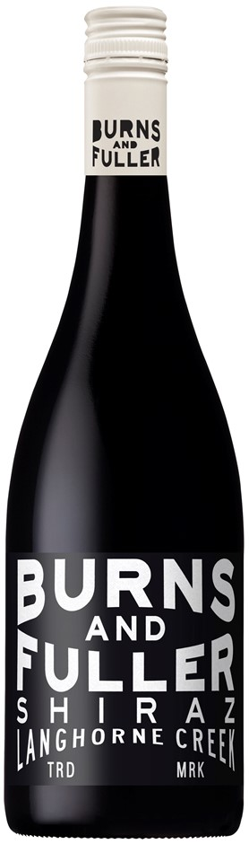 Burns & Fuller Shiraz 2017 (12 x 750mL), Langhorne Creek, SA.