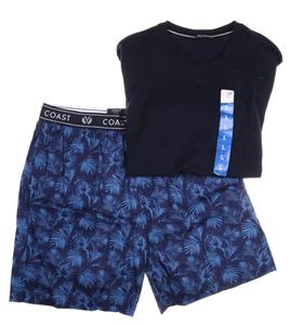 Men`s COAST T-Shirt & Shorts, Sleepwear