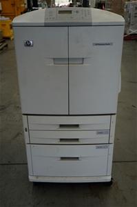 HP C8531A Printer on Wheels