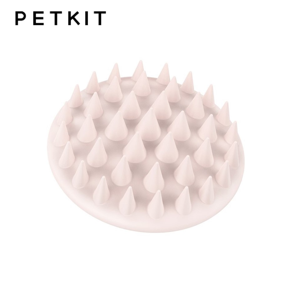 PetKit EverClean Massage Comb - PINK