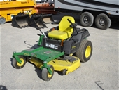 Unreserved Mower and Power Tools