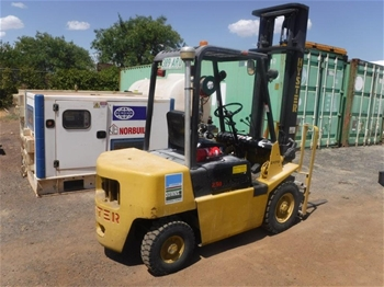 Hyster 2.50 4 Wheel Counterbalance Forklift