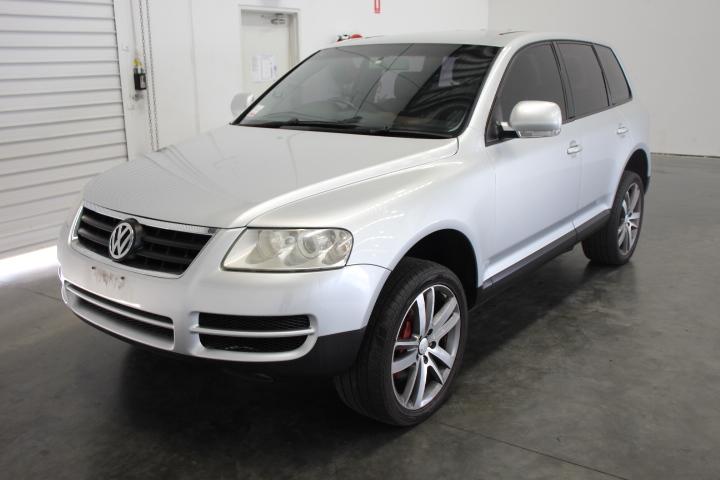 2003 Volkswagen Touareg V6 7L Automatic Wagon