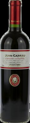 Carrau Juan Carrau Cabernet Sauvignon 2017 (12 x 750mL), Uruguay.