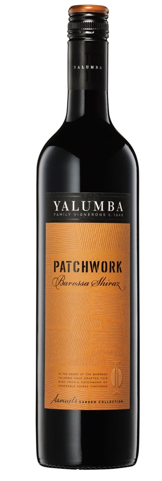 Yalumba Patchwork Barossa Shiraz 2016 (12 x 750mL), SA.