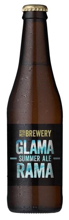 Sydney Brewery Glamarama Summer Ale (24 x 330mL Bottles)