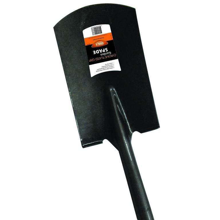 2 x OSKA Garden Spade, Ash Wood Handle. (SN:9515991-K2) (268035-10)