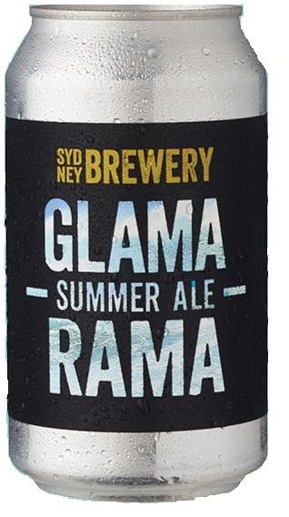 Sydney Brewery Glamarama Summer Ale (24 x 330mL Cans)